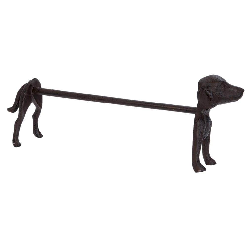Držák na kuchyňské papírové utěrky Clayre & Eef Dog