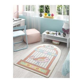Covor pentru copii Confetti Happy Cage, 100 x 150 cm de la Confetti