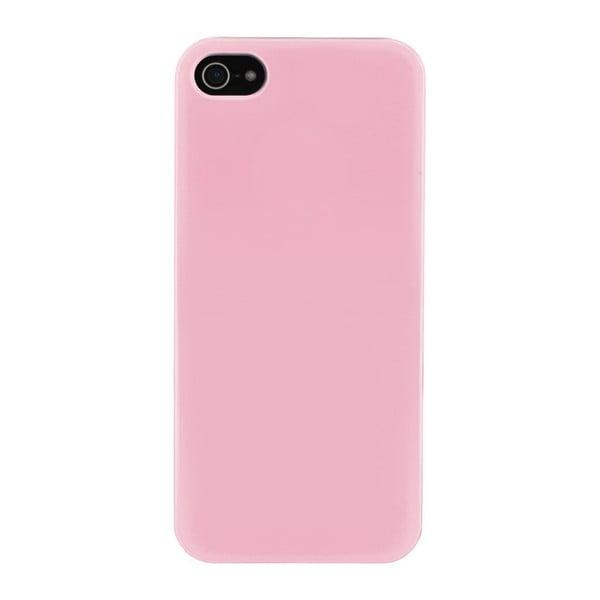 Ochranný obal na iPhone 5, Rear Pink