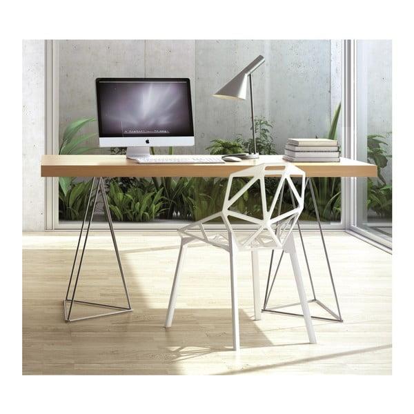 Světle hnědý stůl TemaHome Multi, délka 160 cm