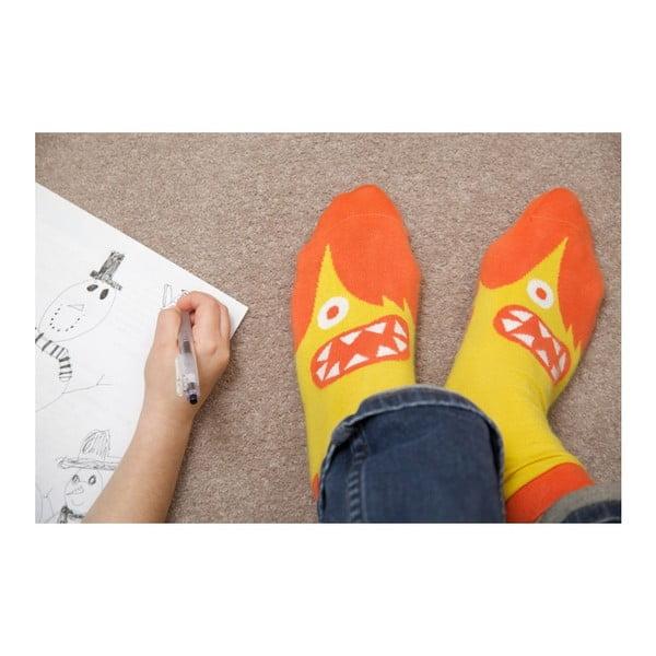 Dětské ponožky Prof. Brian Sox (4-7 let)