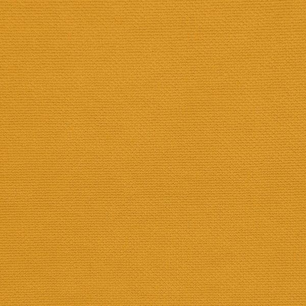 Žlutá 3místná pohovka Vivonita Kelly