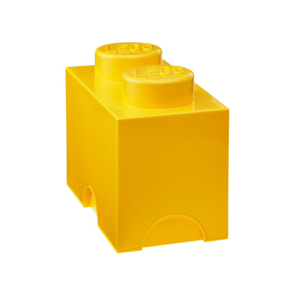 Žluté úložné LEGO®