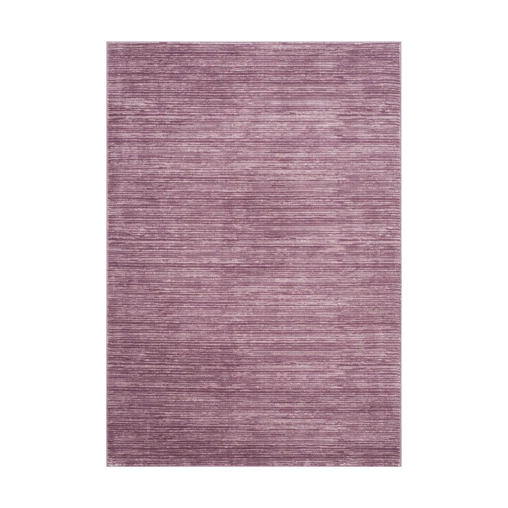 Fialový koberec Safavieh Valentine, 228 x 154 cm
