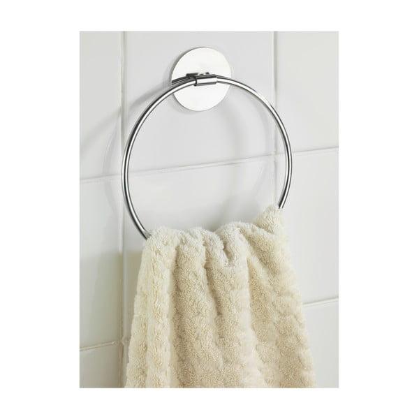 Samodržící háček na ručníky Wenko Turbo-Loc, až 40 kg