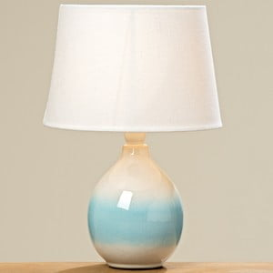 Keramická stolní lampa Boltze Olbia, výška 30cm