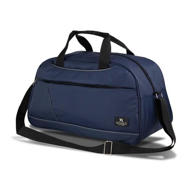 Ciemnoniebieska torba sportowa My Valice DEPORTIVO Sports and Travel Bag