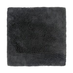 Černá koupelnová předložka Aquanova Alma, 60x60cm