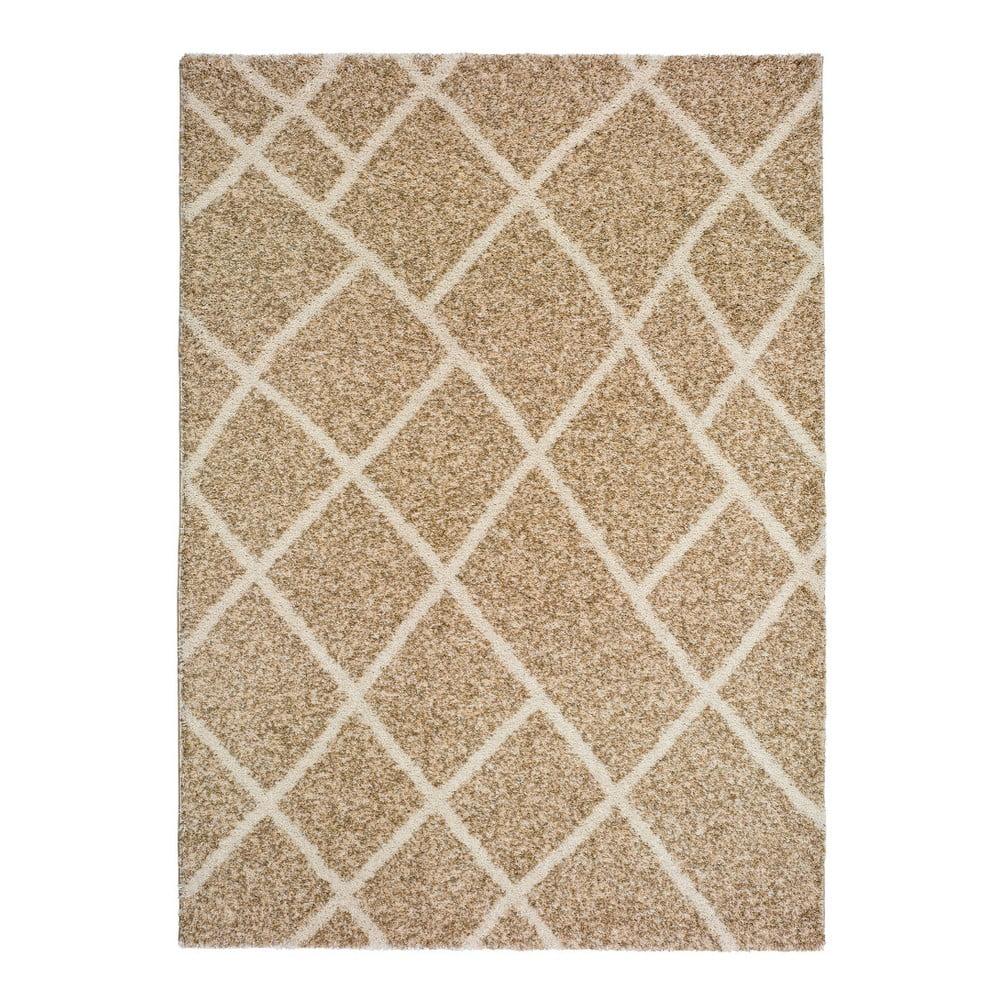 Béžový koberec Universal Kasbah Beige, 133 x 190 cm Universal