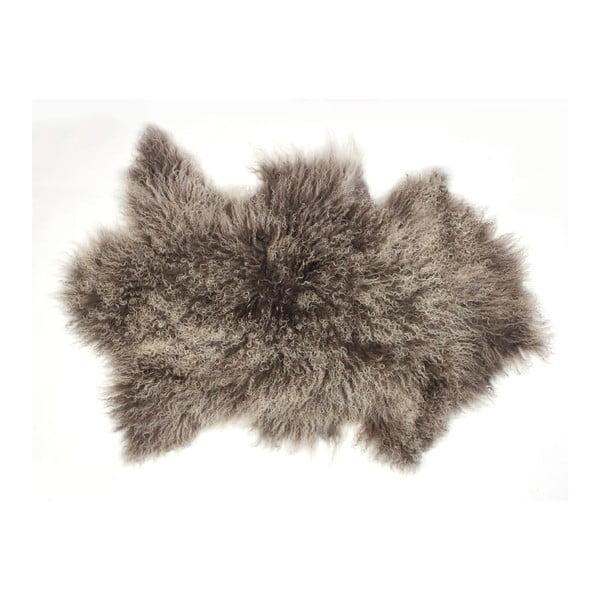 Ovčí kožešina Tibetian Frost, 80 cm