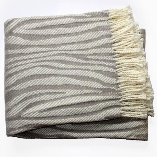 Deka Zebra Grey, 140x180 cm