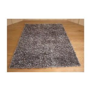 Koberec Shaggy Grey, 60x100 cm
