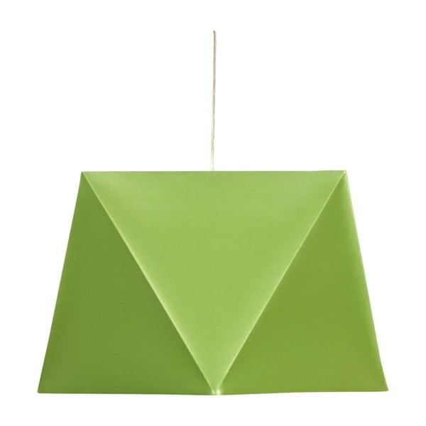 Závěsné světlo Hexagen, zelené