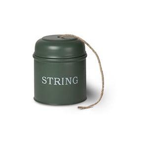 Plechovka na zahradní provázek String