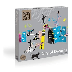 Stavebnice Mon Petit Art City of Dreams