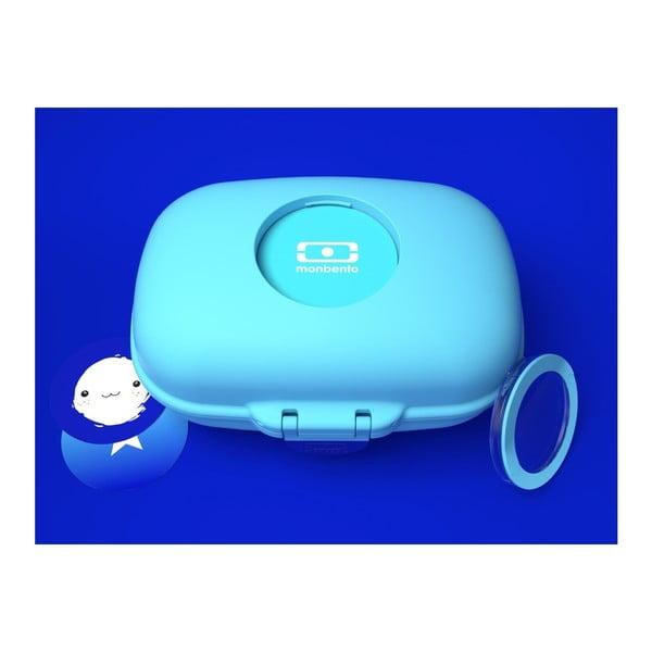 Světle modrý obědový box Monbento Gram,600ml