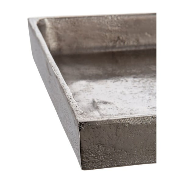 Podnos Alu Deco, 48x18x13 cm