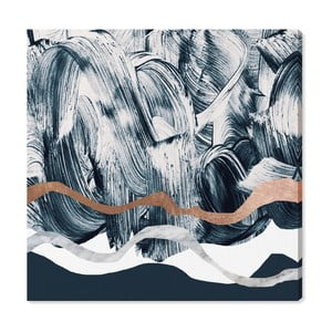 Obraz Oliver Gal Bath in Copper Mountain, 40x40cm