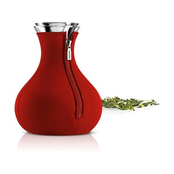 Červená čajová konvice Eva Solo Neopren, 1l