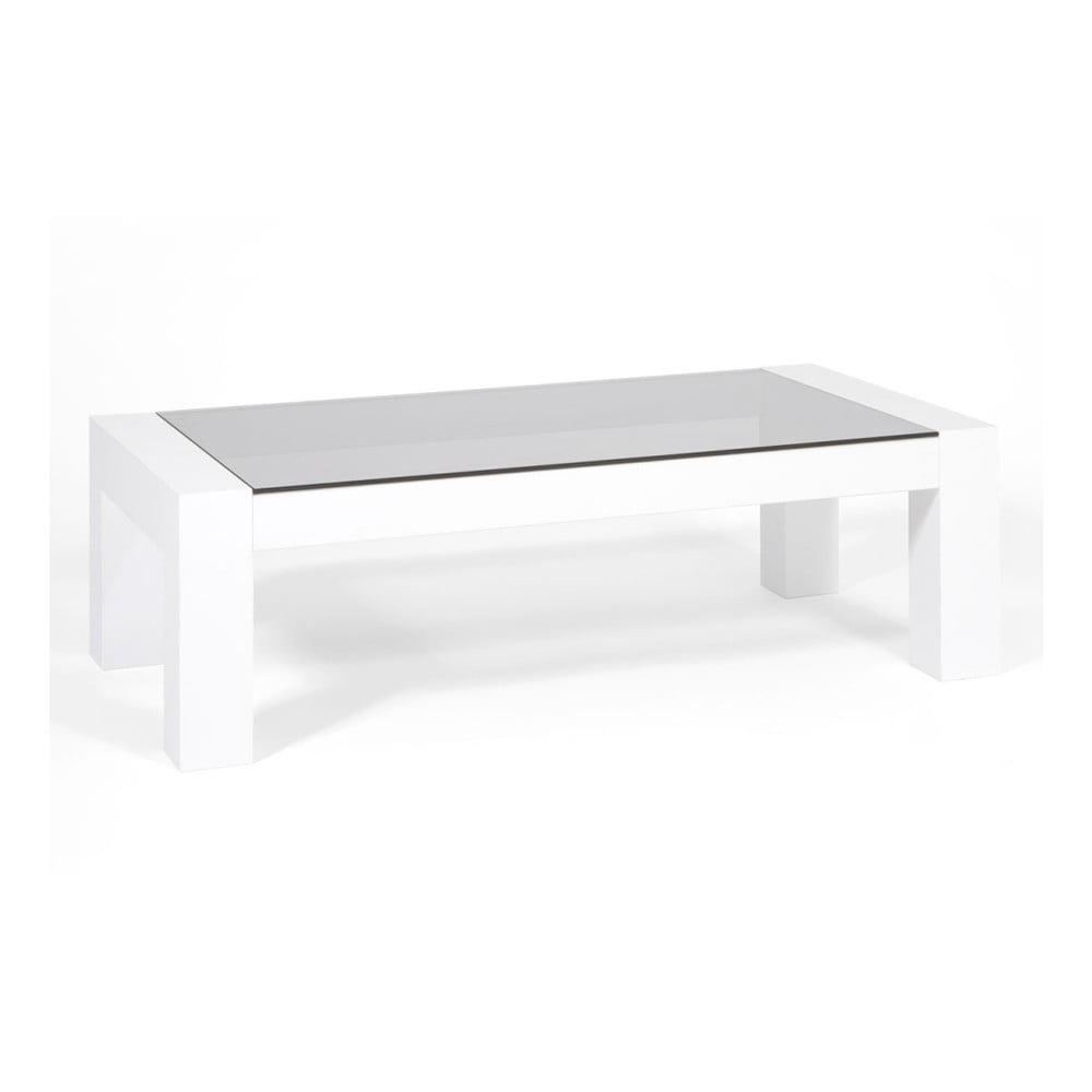 Konferenční stolek v dekoru bílé borovice MobiliFiver Iacopo