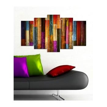 Tablou din mai multe piese 3D Art Yin, 102 x 60 cm