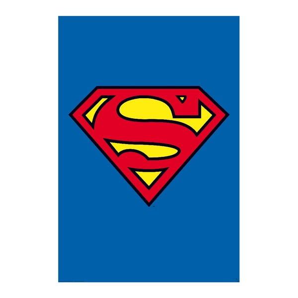 Velkoformátová tapeta Superman, 158x232 cm