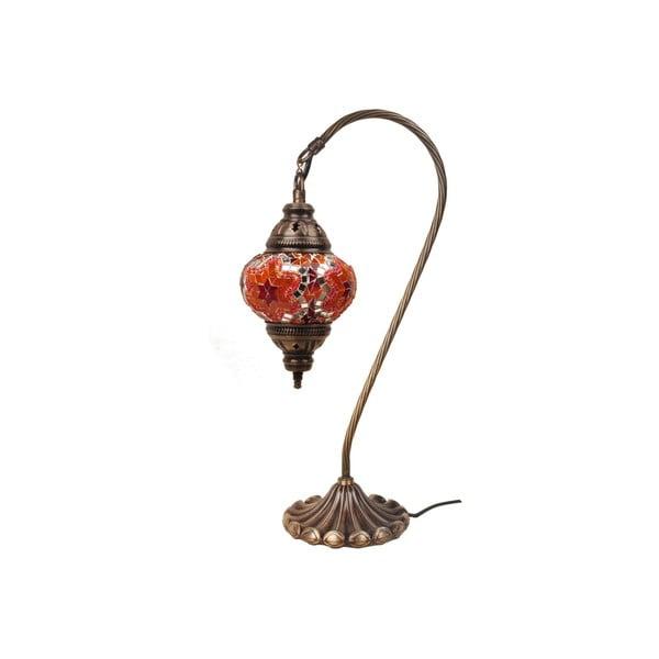 Skleněná lampa Fishing XII, 13 cm
