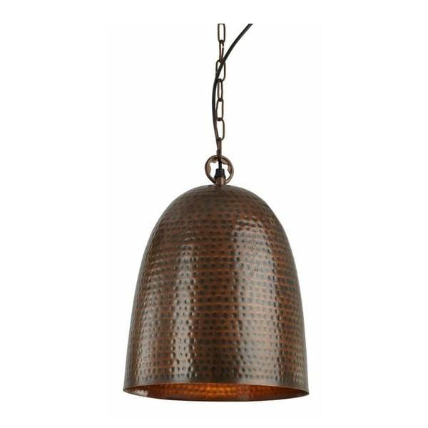 Stropní světlo Bronze Bell, hnědá
