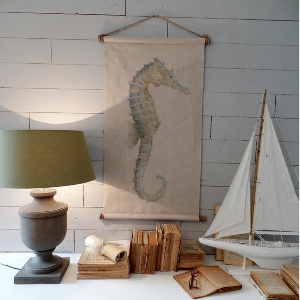 Nástěnná dekorace Deco Sea Horse