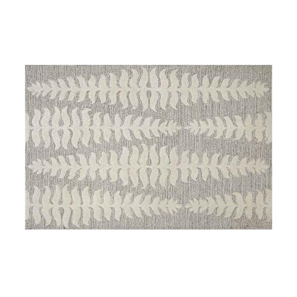 Vlněný koberec Fossil, 121x182 cm
