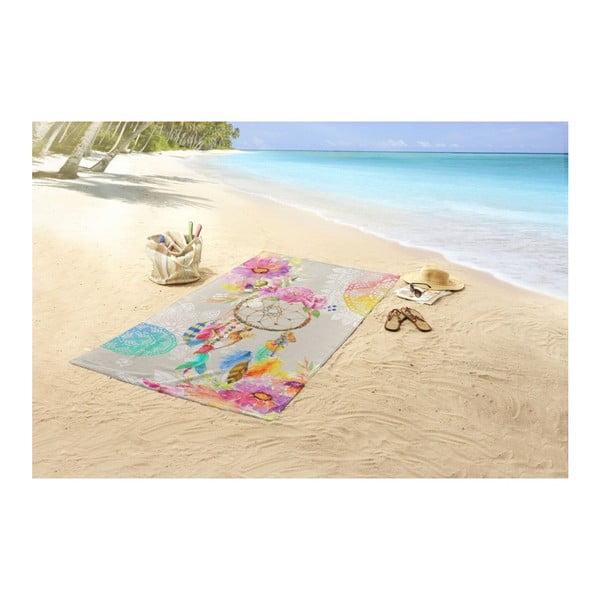 Plážová osuška s potiskem Muller Textiels Guillia, 100 x 180 cm