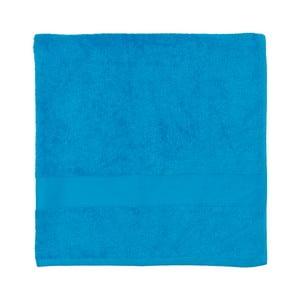 Modrá froté osuška Walra Frottier, 90x170cm