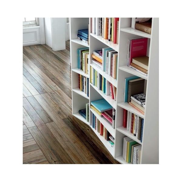 Bílá knihovna TemaHome Valsa 001