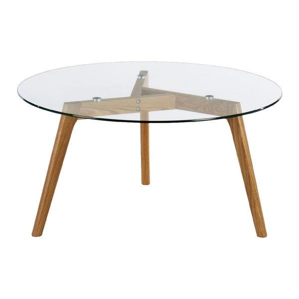 Kávový stolek Glass, 90x45 cm