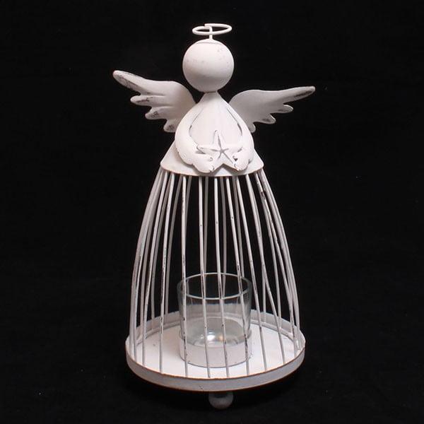 Svícen s andělem Dakls