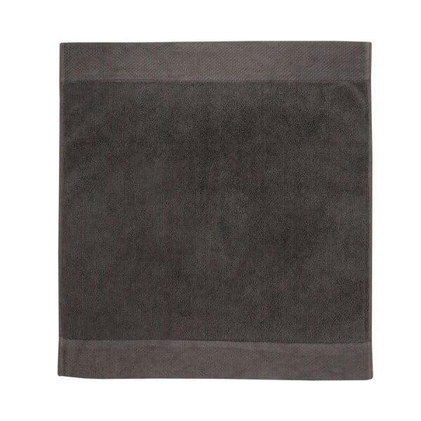 Šedá koupelnová předložka Seahorse Pure, 50x60cm