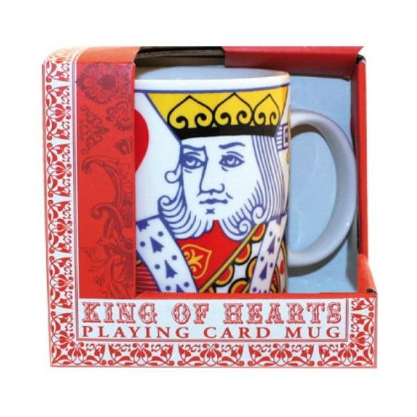 Hrnek Srdcový král