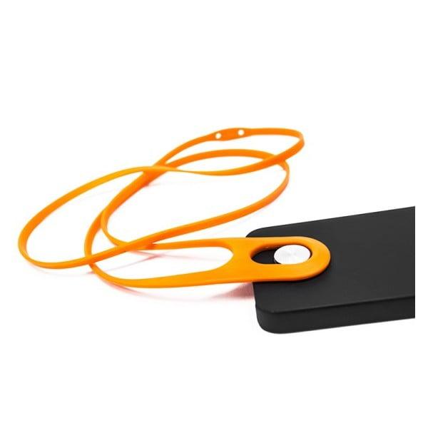 Popruh na mobily Leash Orange