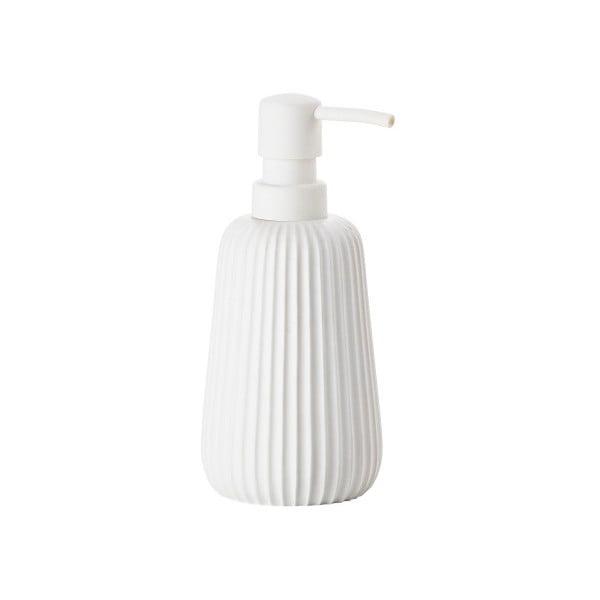 Bílý dávkovač mýdla Zone Grace