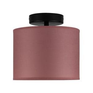 Vínově červené stropní svítidlo Sotto Luce Taiko