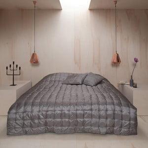 Přehoz přes postel Versailles Cement, 270x270 cm