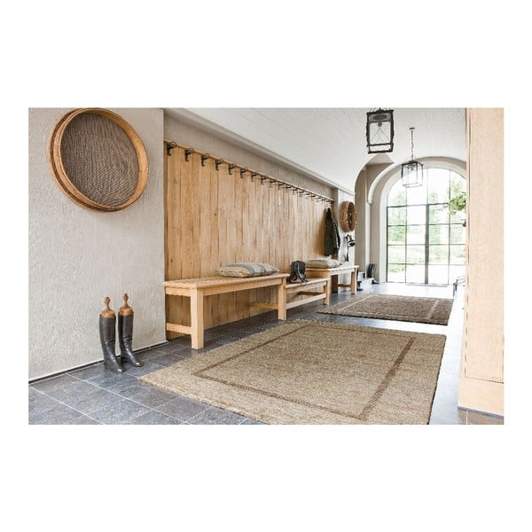 Vlněný koberec Giada, 60x120 cm