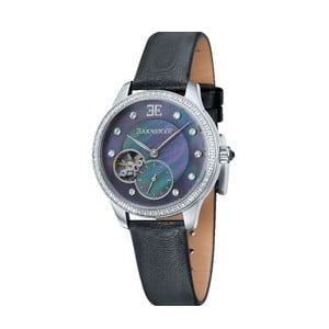 Dámské hodinky Thomas Earnshaw Black/Purple