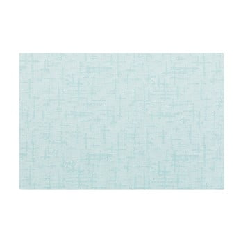 Șervet decorativ Tiseco Home Studio Melange, 45 x 30 cm, albastru imagine