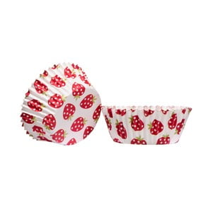Set 6 forme pentru brioșe Premier Housewares Strawberry