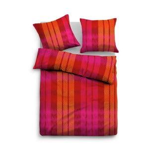 Povlečení Tom Tailor Orange Stripe, 135x200 cm
