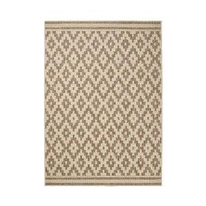 Hnědý koberec Think Rugs Cottage 160 x230cm