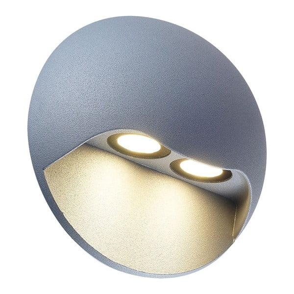 Venkovní nástněnné světlo Silver Light