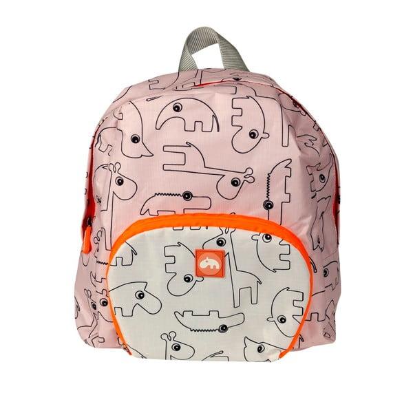 Růžový dětský batoh Done by Deer