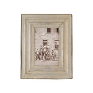 Set dvou obrazů ve smaltovaných rámech, 20 x 24 cm